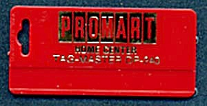 Key Chain: Promart Home Center (Image1)
