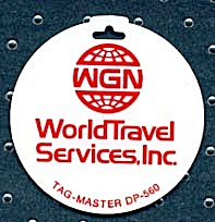 Key Chain: Wgn World Services, Inc.