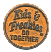Ralston Purina Freakies Cereal Magnet