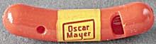 Vintage Oscar Mayer Wiener Whistle (Image1)