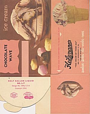 Heileman's Chocolate Wave Ice Cream (Image1)