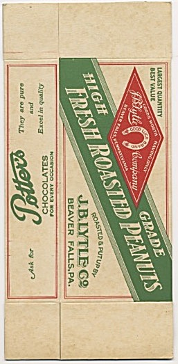 J.B. Lytle Company Fresh Roasted Peanuts (Image1)