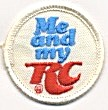 Me and My RC Driver Jacket Patch  (Image1)