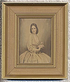 Colonial Man & Virginia Belle Framed Prints (Image1)