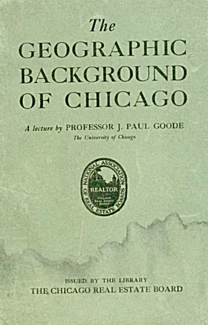 The Geographic Background Of Chicago