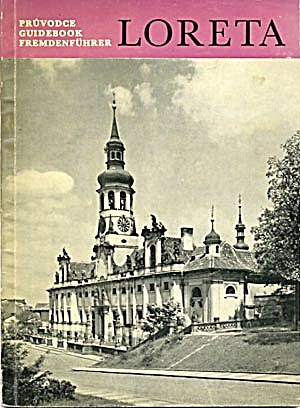 Vintage Guide Book of Loreta Church (Image1)