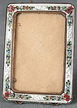 Vintage Micro Mosaic Frame (Image1)