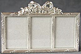 Metal 3 Picture Frame