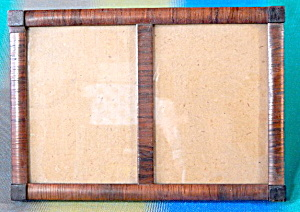 antique wood picture frames. Antique Wooden Frame W/ Glass Wood Picture Frames Z