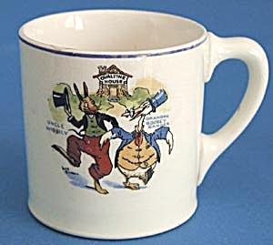 Uncle Wiggily Ovaltine Advertising Mug (Image1)