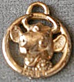 Vintage Borden's Elsie The Cow Charm