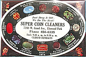 Jewel Pocket Advertising Mirror