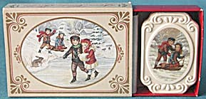 Vintage Avon Winter Frolics Soaps in Original Box (Image1)