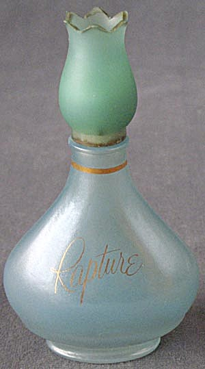 Vintage Avon Rapture Cologne Bottle