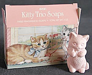Avon Kitty & Citrus Trio Soaps (Image1)