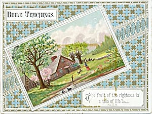 Vintage Bible Card (Image1)