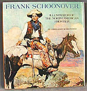 Frank E. Schoonover Illustrator of the North American (Image1)