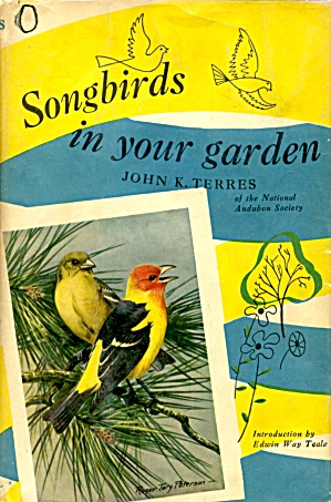 Vintage Songbirds In Your Garden