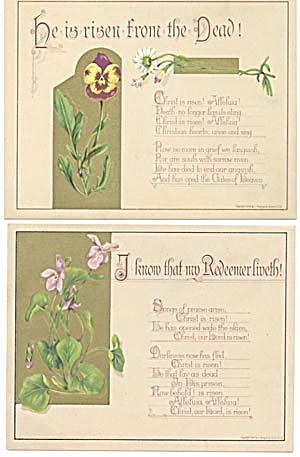Floral Bible CardS Set of 2 (Image1)
