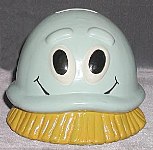 1998 Pottery Dow Scrubbing Bubbles Bank (Image1)