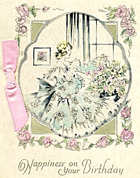 Vintage Birthday Card (Image1)