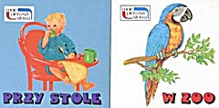 Polish Learning Books W Zoo/Przy Stole (Image1)