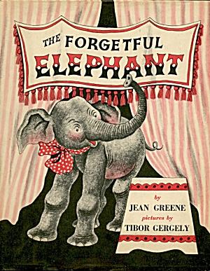 The Forgetful Elephant (Image1)