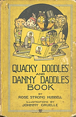 Quacky Doodles' and Danny Daddles' Book (Image1)