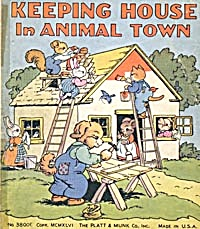 Keeping House in Animal Town (Image1)