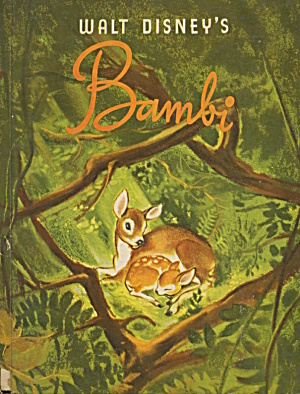 Walt Disney's' Bambi (Image1)