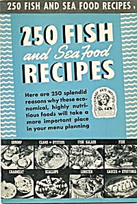 250 Fish and Seafood Recipes (Image1)