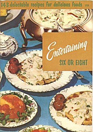 Enttertaing Six Or Eight