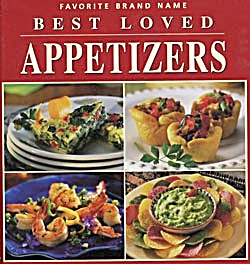 Favorite Brand Name Best Loved Appetizers Cookbook (Image1)