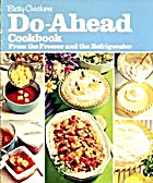 Betty Crocker's Do-Ahead Cookbook From The Freezer &  (Image1)