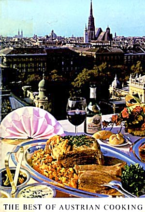 Vintage The Best Of Austrian Cooking
