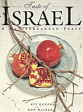 Taste of Israel: A Mediterranean Feast Cookbook (Image1)