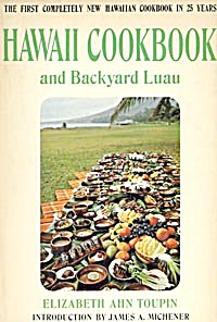 Hawaii Cookbook and Backyard Luau (Image1)