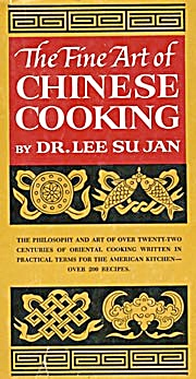 The Fine Art Of Chinese Cooking Cookbook Recipes