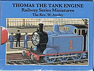 Thomas The Tank Engine Set Of 4 Mini Books
