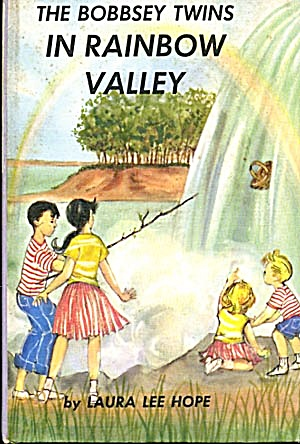 Vintage Bobbsey Twins In Rainbow Valley