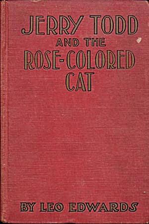 Vintage Jerry Todd & the Rose Colored Cat (Image1)