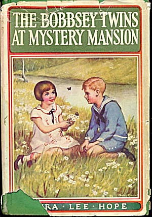 Vintage Bobbsey Twins at Mystery Mansion (Image1)