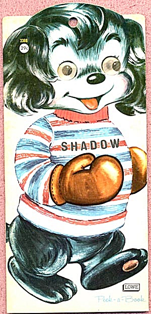 Vintage Child's Book: Shadow (Image1)