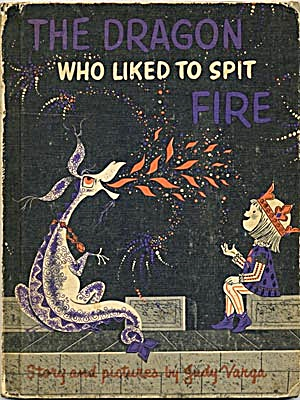 The Dragon Who Liked To Spit Fire (Image1)