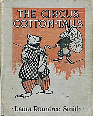 The Circus Cotton-Tails Book (Image1)