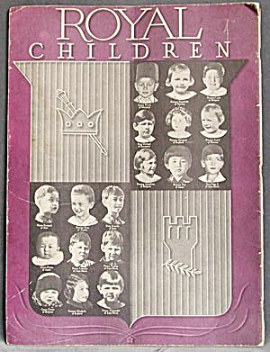 Royal Children Book (Image1)