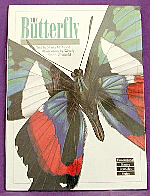 The Butterfly Pop Up Book