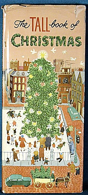 Vintage Children's Books: The Tall Book of Christmas (Image1)