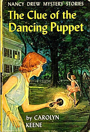 Nancy Drew The Clue Of The Dancing Puppet
