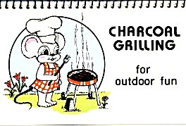 Charcoal Grilling For Outdoor Fun